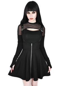 Killstar Suspend Me Statement Skirt - Kate's Clothing