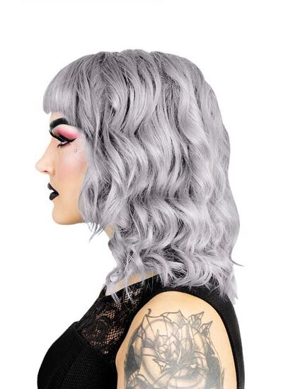 Herman's Amazing Direct Hair Colour - Sylvia Silver - Kate's Clothing