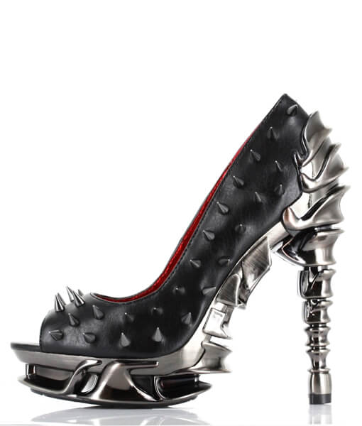 Hades Talon Platform Heels - Kate's Clothing
