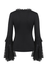 Dark In Love Jemima Top - Kate's Clothing