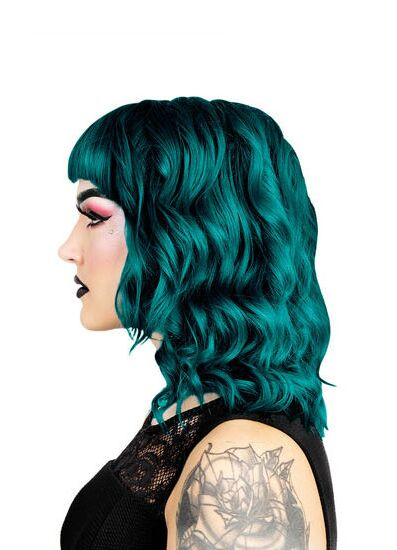 Herman's Amazing Direct Hair Colour - Tammy Turquoise - Kate's Clothing