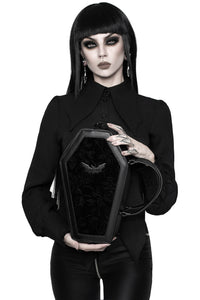 Killstar Vampire's Kiss Handbag Black - Kate's Clothing
