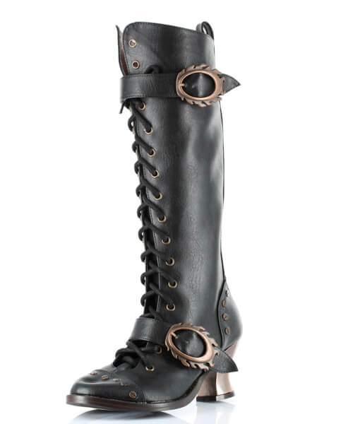 Hades Vintage Boots - Kate's Clothing