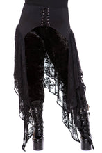 Load image into Gallery viewer, Killstar Visions Plus Size Lace Maxi Skirt - Kate's Clothing