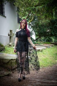 Dark In Love Lyra Skirt - Kate's Clothing