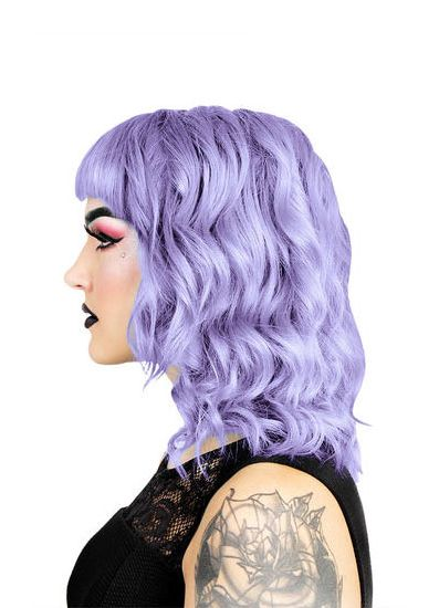 Herman's Amazing Direct Hair Colour - Pastel Vicky Violet