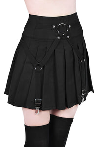 Killstar Vicious Vibes Mini Skirt - Kate's Clothing