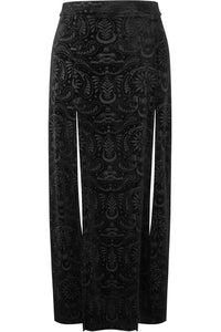 Killstar Whispers Maxi Skirt Plus Size - Kate's Clothing
