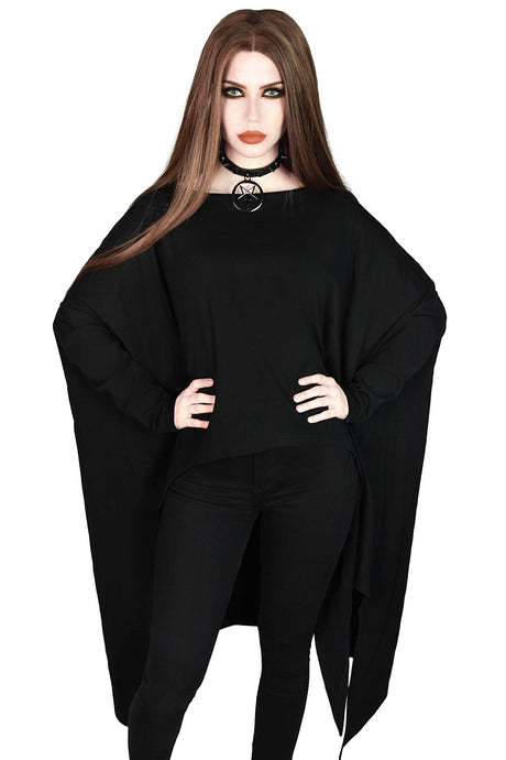 Killstar Witch's World Knit Top - Kate's Clothing