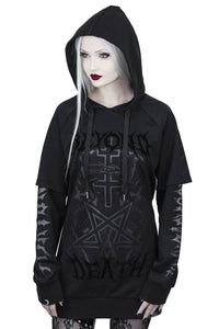 Killstar Beyond Death Hoodie - Kate's Clothing