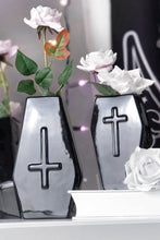 Load image into Gallery viewer, Killstar Medium Coffin Vase - Kate's Clothing