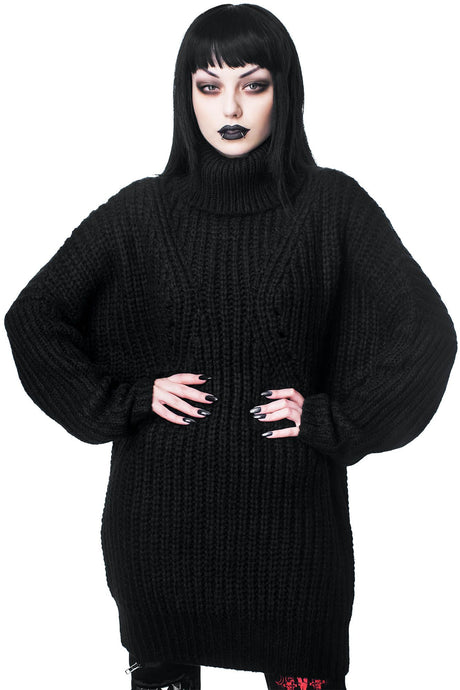 Killstar Aeon Knit Sweater - Kate's Clothing