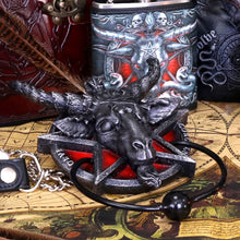 Load image into Gallery viewer, Nemesis Now Baphomet Door Knocker - Kate's Clothing