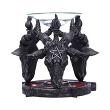 Load image into Gallery viewer, Nemesis Now Baphomet Oil Burner - Kate's Clothing