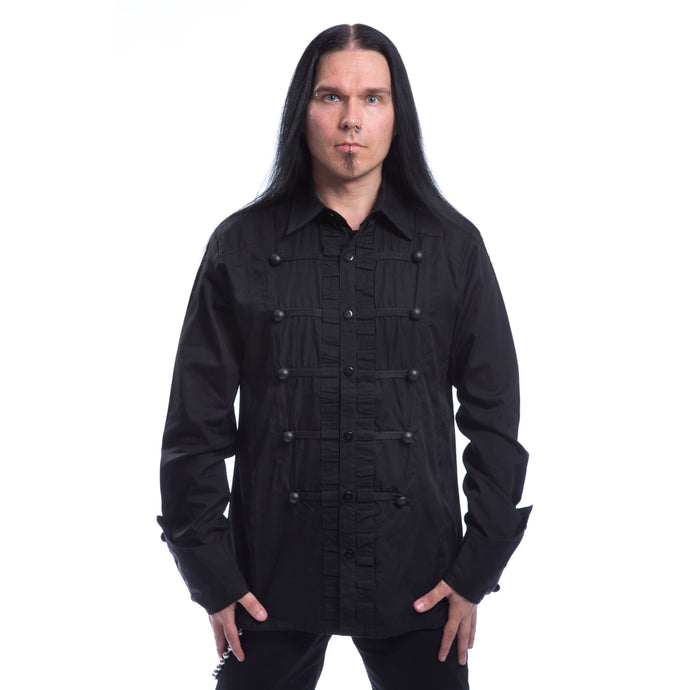 Poizen Industries Mens Beaureguard Shirt - Kate's Clothing