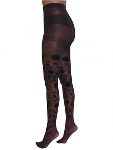 Killstar Believe In Magic Tights - Kate's Clothing