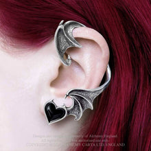 Load image into Gallery viewer, Alchemy Gothic Blacksoul Earwrap