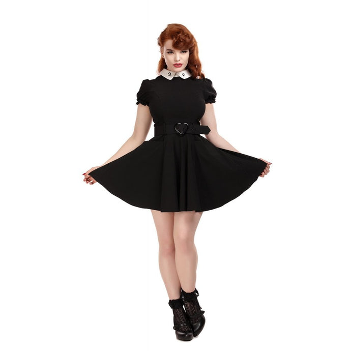 Collectif Bunny Moon Doll Dress