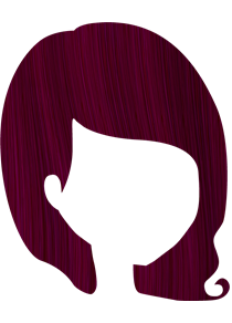 Crazy Colour Semi Permanent Hair Dye - Burgundy