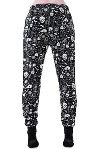 Killstar Dark Slumber Lounge Pants - Kate's Clothing