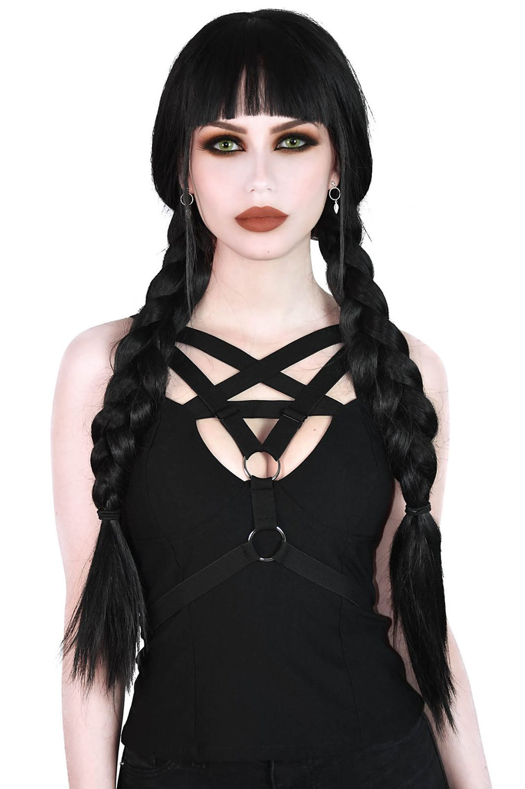 Killstar Harness Ur Power Top - Kate's Clothing