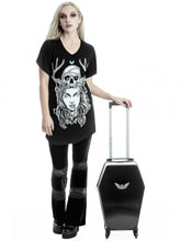 Load image into Gallery viewer, Killstar Casket Carry Case - Kate's Clothing