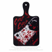 Load image into Gallery viewer, Alchemy Gothic Chop Chop Trivet - Kate's Clothing