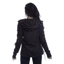 Load image into Gallery viewer, Vixxsin Circle Hood Top - Kate's Clothing