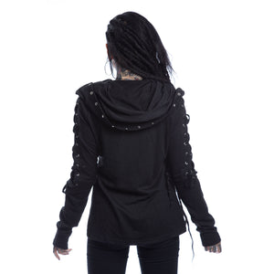 Vixxsin Circle Hood Top - Kate's Clothing