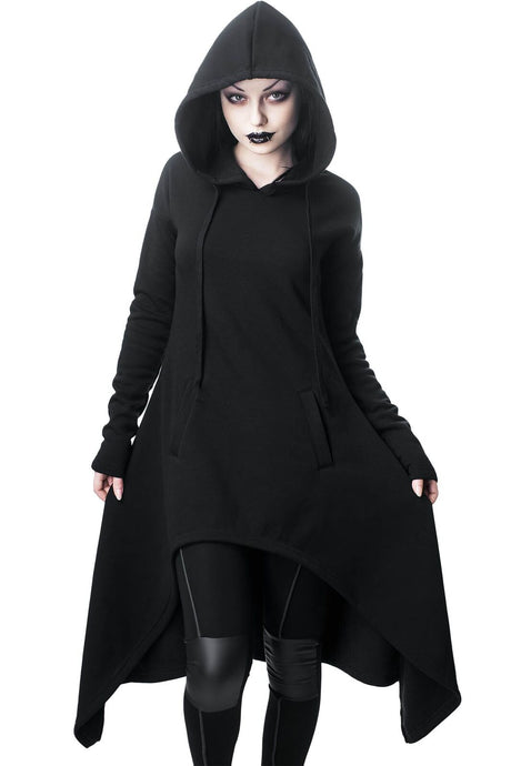 Killstar Dungeoness Hoodie - Kate's Clothing