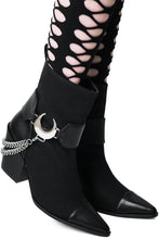 Load image into Gallery viewer, Killstar Luna Boots - Kate's Clothing