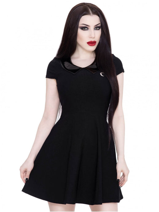 Killstar Plus Size Darklands Doll Dress - Kate's Clothing