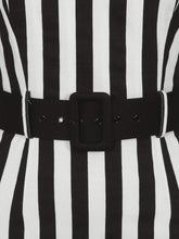 Load image into Gallery viewer, Collectif Plus Size Eliana Striped Pencil Dress - Kate's Clothing