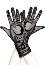 Load image into Gallery viewer, Restyle Fortune Teller Gloves - Kate's Clothing