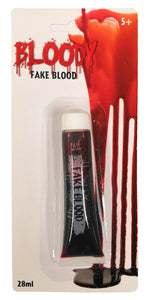 Gothic Gifts Fake Blood - Kate's Clothing
