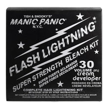 Load image into Gallery viewer, Manic Panic Flash Lightning Bleach Kit (30 Volume) - Kate's Clothing