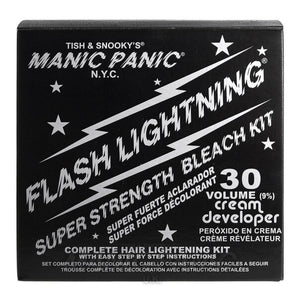 Manic Panic Flash Lightning Bleach Kit (30 Volume) - Kate's Clothing