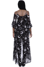 Load image into Gallery viewer, Killstar Astral Light Maxi Dress - Kate's Clothing