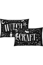 Load image into Gallery viewer, Killstar Witchcraft Pillowcases - Kate's Clothing