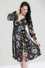 Load image into Gallery viewer, Hell Bunny Moondance Midi Dress - Kate's Clothing