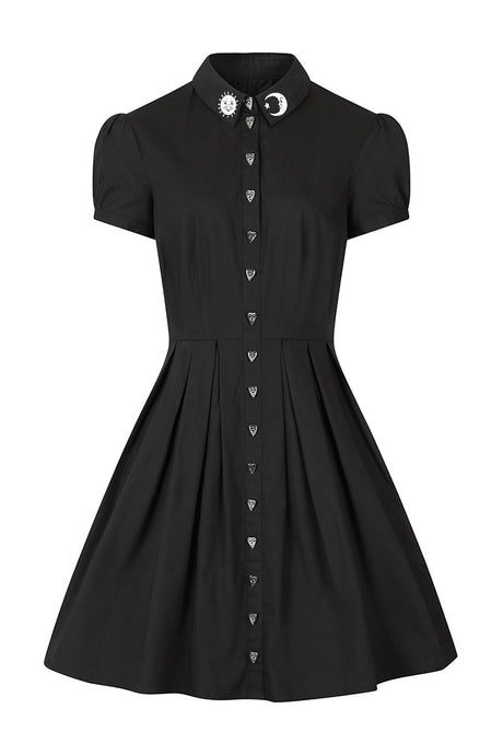 Hell Bunny Samara Dress - Kate's Clothing