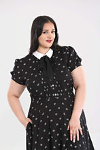 Load image into Gallery viewer, Hell Bunny Plus Size Ribcage Mini Dress - Kate's Clothing