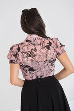 Load image into Gallery viewer, Hell Bunny Fiona Blouse - Kate's Clothing