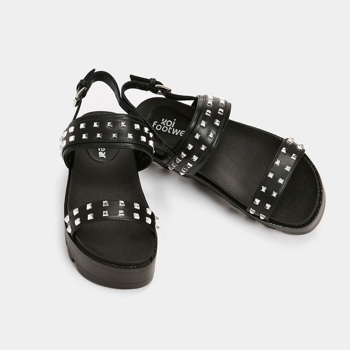 Koi Toril Studded Sandals