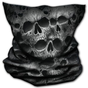 Twisted Skulls Multifunctional Face Wrap