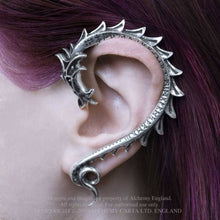Load image into Gallery viewer, Alchemy Gothic Jormungand Earwrap - Kate's Clothing