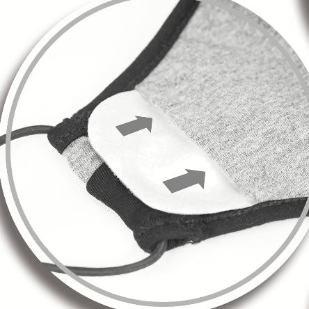 Devil Fashion Children's Face Mask Filters - Kate's Clothing