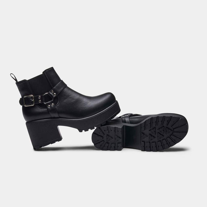 Koi Axel Buckle Boots - Kate's Clothing