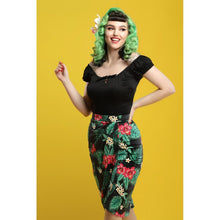 Load image into Gallery viewer, Collectif Plus Size Lorena Top - Kate's Clothing