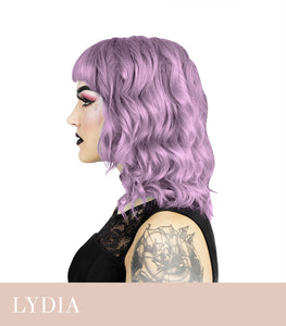 Herman's Amazing Direct Hair Colour - Lydia Lavender - Kate's Clothing